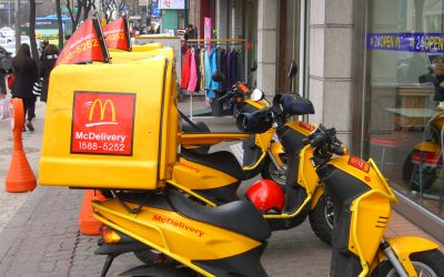 McDonald's Delivery!
